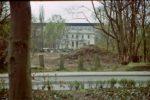 Villa v.d. Heydt, vorn Tiergartenstrasse, ca. 2005