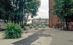 frühere Werdersche Rosenstrasse, Reste d. Palastes d. Republik (2008)